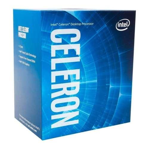 Intel Celeron G5905 CPU, 1200, 3.5 GHz, Dual Core, 58W, 14nm, 4MB Cache, Comet Lake
