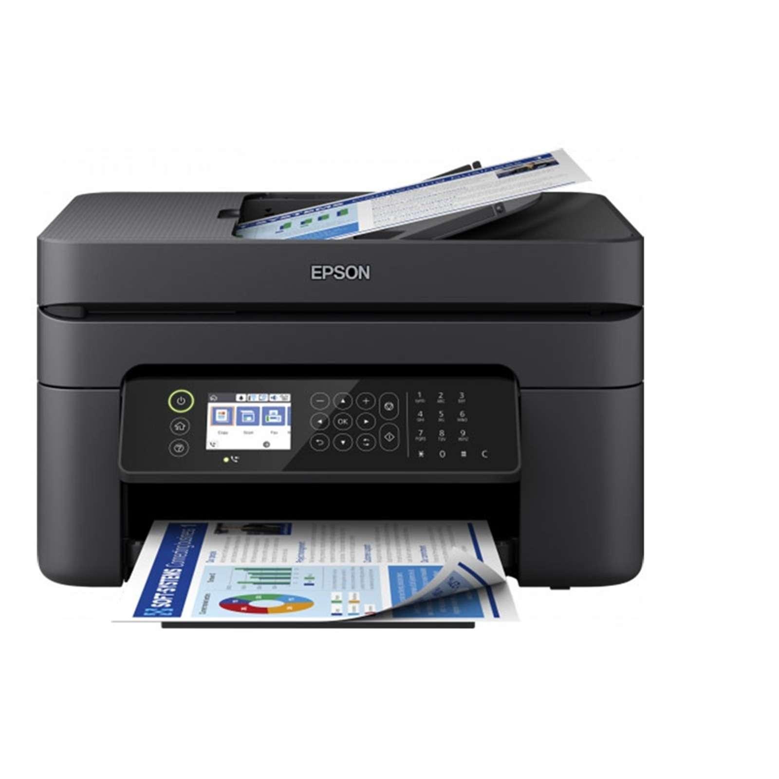 Epson WorkForce WF-2850DWF (A4) Colour Wireless Inkjet Printer