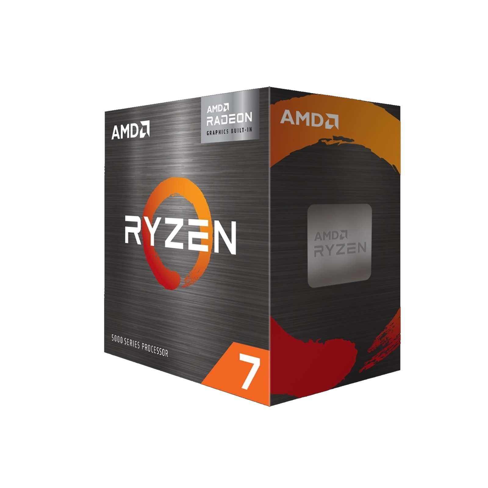 AMD Ryzen 5 5700G with Radeon Graphics and Wraith Stealth Cooler 3.8Ghz (8 cores,16 threads, up to 4.6 GHz) Eight Core AM4 Overclockable Processor