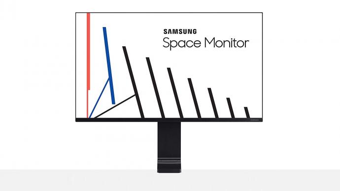 Samsung S32R750 (32 inch) Space-Saving UHD LED Monitor 2500:1 (Grade A)