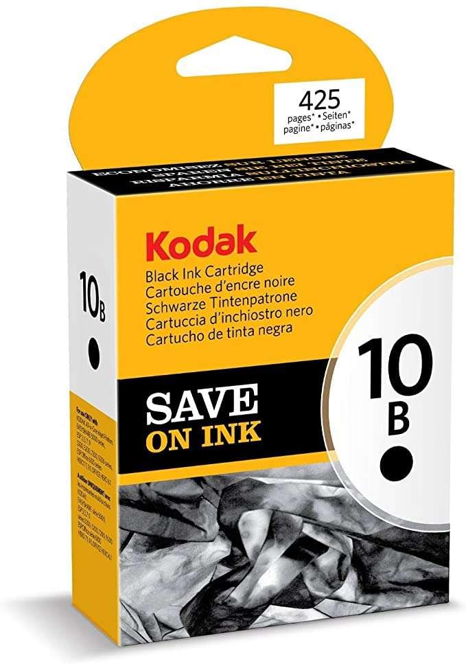 Kodak 10B Black Ink Cartridge
