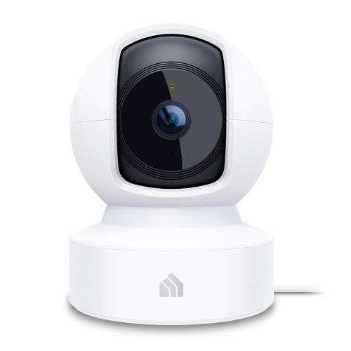 TP-LINK (KC115) Kasa Spot Indoor Wireless Surveillance Camera, 1080p, Pan and Tilt, Night Vision, 2-way Audio, 24/7 Recording